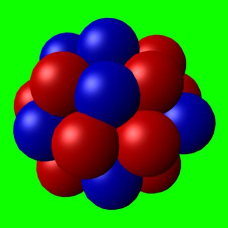 Les valeurs caractéristiques de l'atome